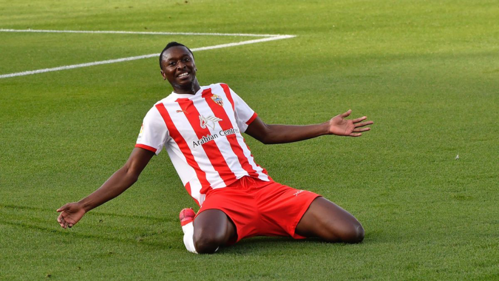 Almeria Place €60 Million Price Tag On Red Hot Sadiq Umar - OwnGoal Nigeria